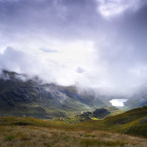 Beautiful dramatic landscape photograhy in Knoydart, Scotland