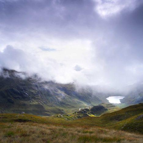 Beautiful dramatic landscape photograhy in Knoydart, Scotland