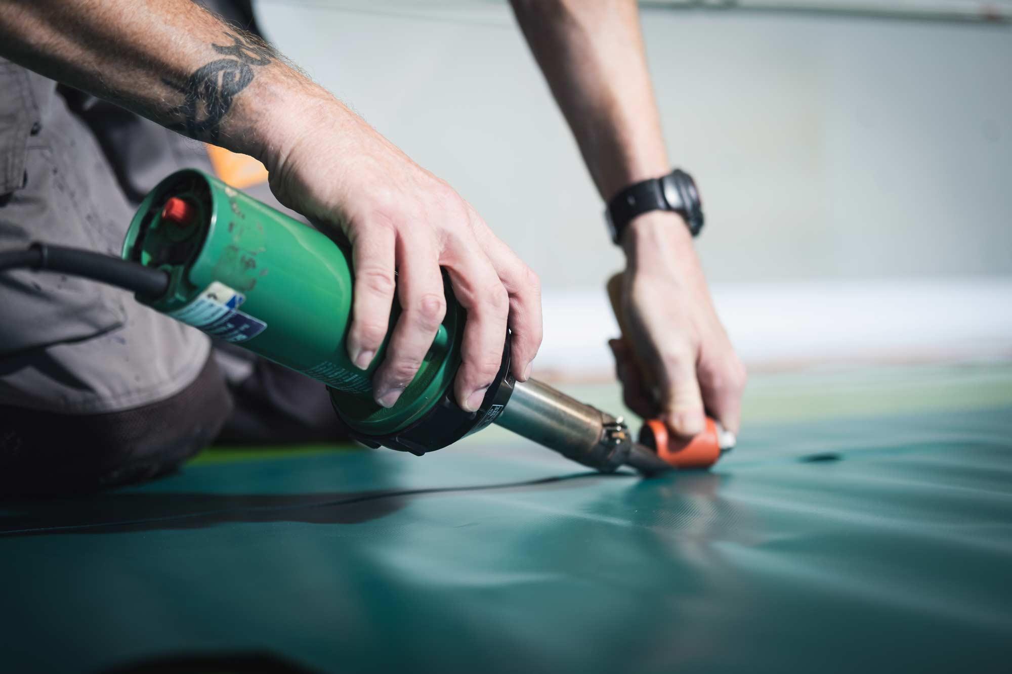 Hands-on craftsmanship in Cheddar