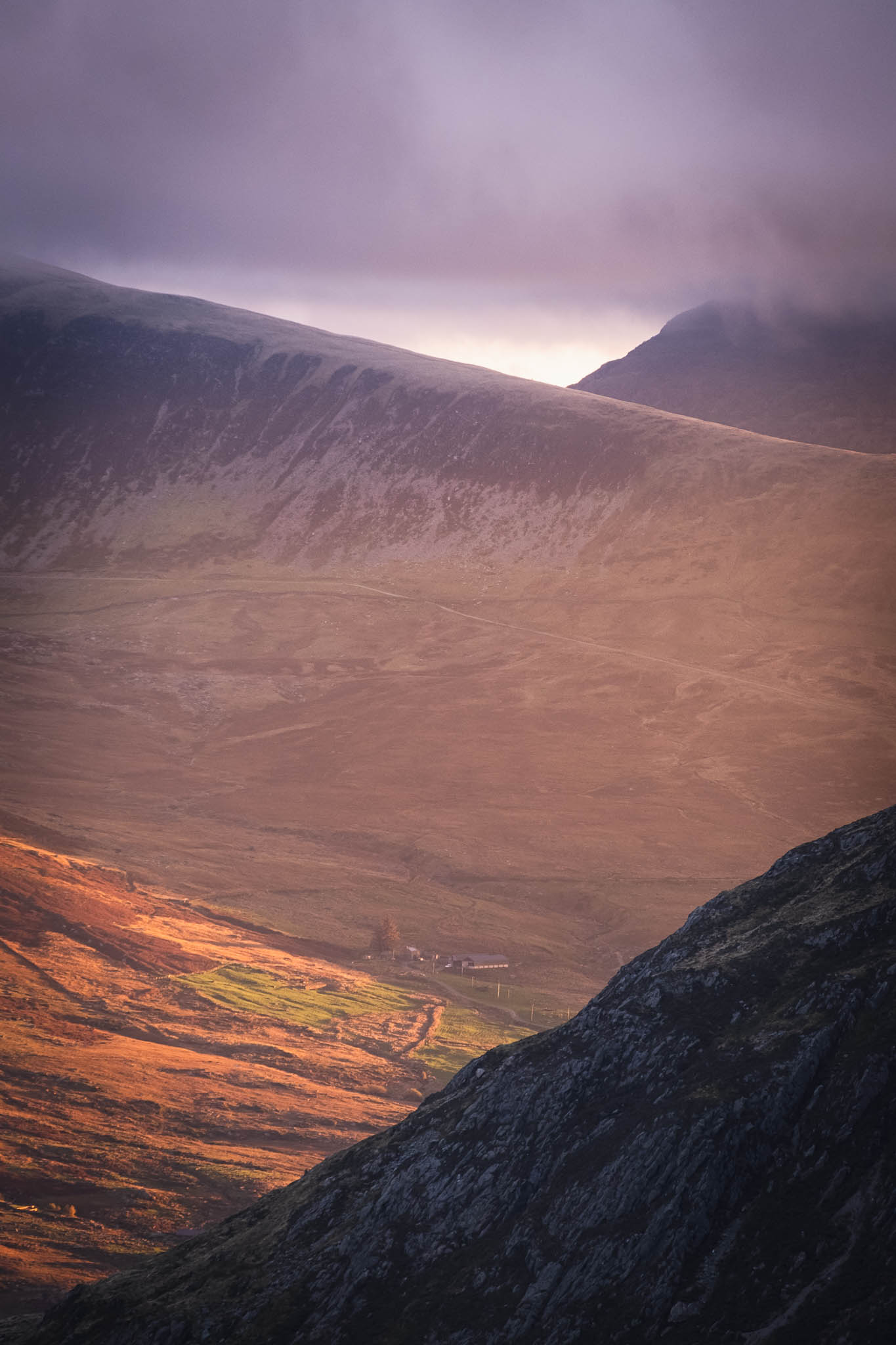 My favourite Snowdonia Landscape Photograph of the Trip
