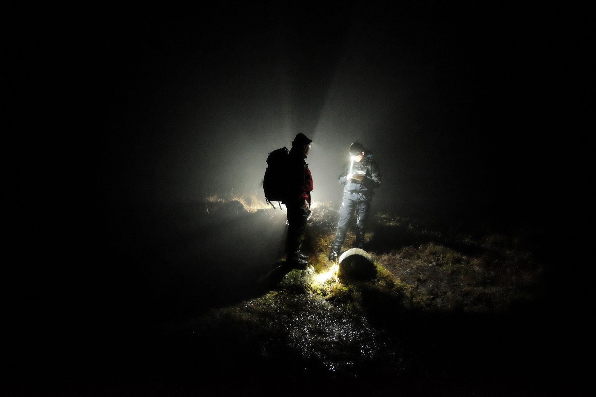 Walking in Bad Conditions on Dartmoor