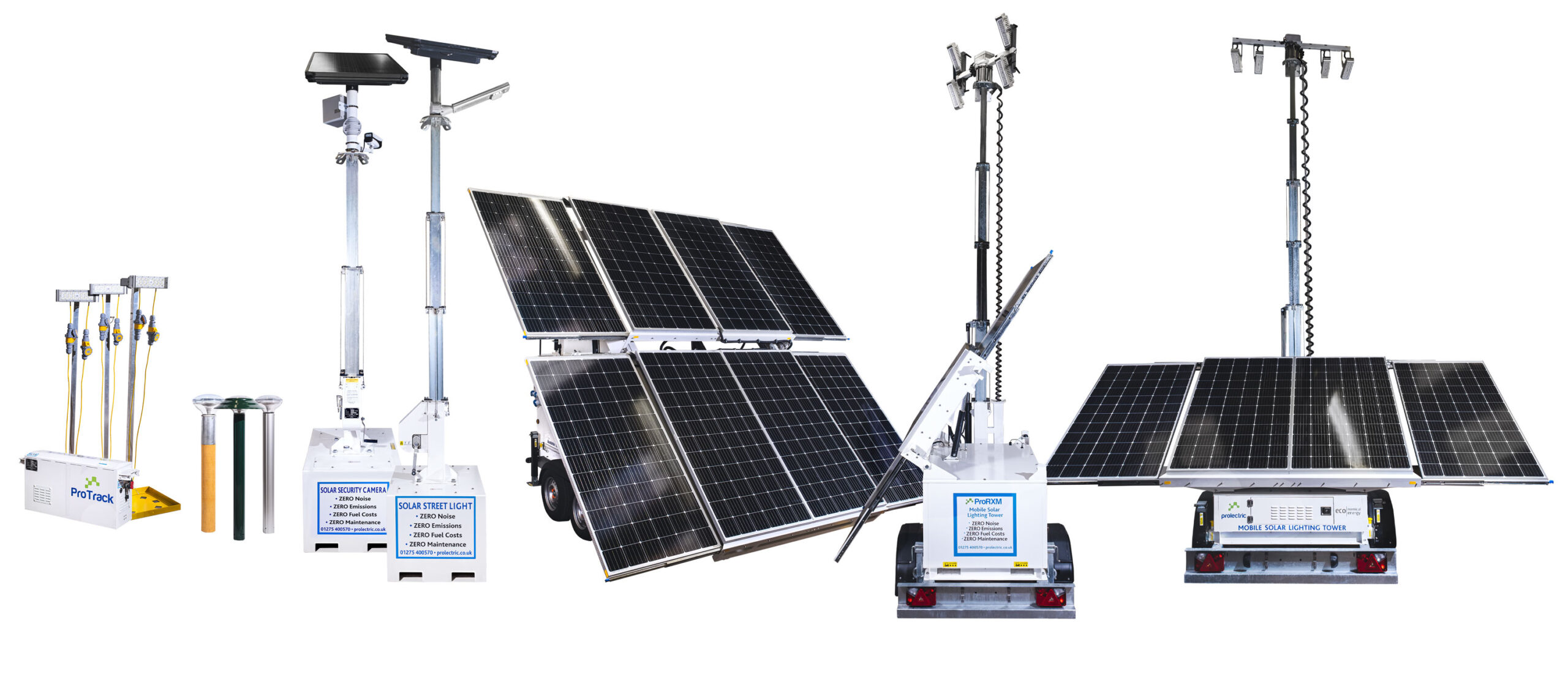Prolectric Mobile Solar Lighting photography