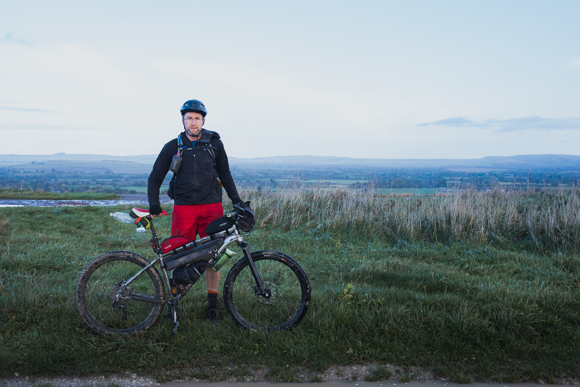 Using my Whyte 901 for Bikepacking with Alpkit bags